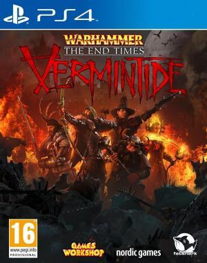 Echanger le jeu Warhammer The End Times : Vermintide sur PS4