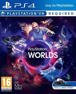 Echanger le jeu VR Worlds (PS-VR requis) sur PS4
