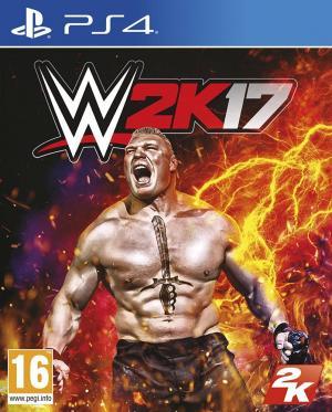 Echanger le jeu WWE 2K17 sur PS4