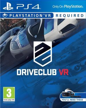 Echanger le jeu Drive Club (PS-VR requis) sur PS4