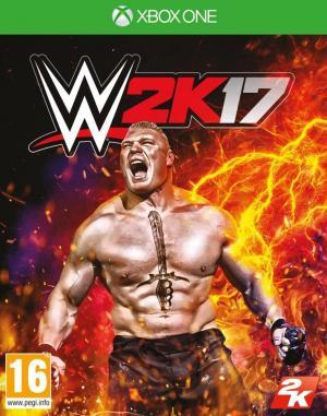Echanger le jeu WWE 2K17 sur Xbox One