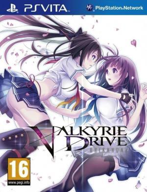 Echanger le jeu Valkyrie Drive sur PS Vita