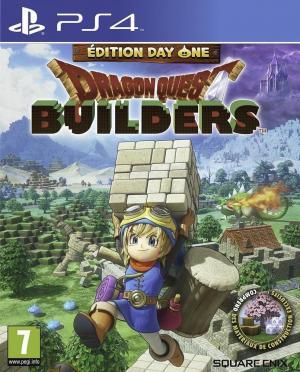 Echanger le jeu Dragon Quest Builders - édition day one sur PS4