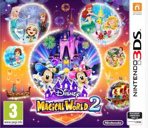 Echanger le jeu Disney Magical World 2 sur 3DS