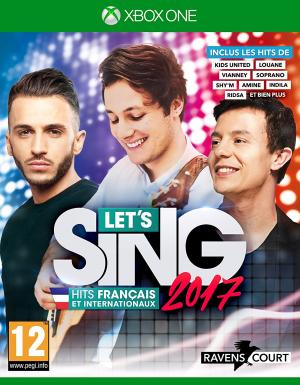 Echanger le jeu Let'S Sing 2017 : Hits Francais et internationaux sur Xbox One