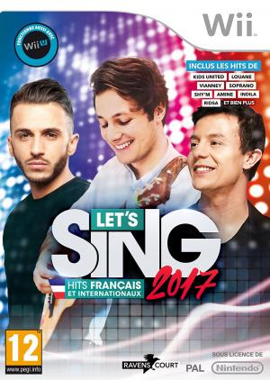 Echanger le jeu Let'S Sing 2017 : Hits Francais et internationaux sur Wii U