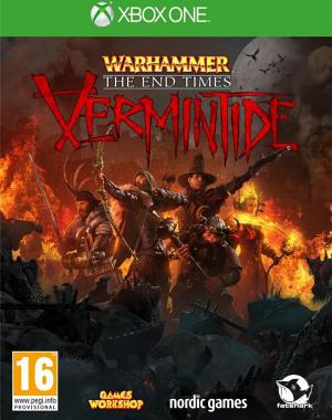 Echanger le jeu Warhammer The End Times : Vermintide sur Xbox One