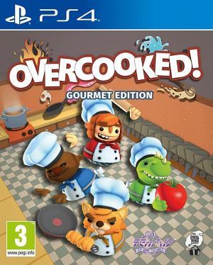 Echanger le jeu Overcooked - Gourmet Edition sur PS4