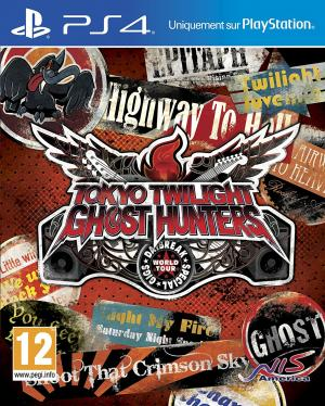 Echanger le jeu Tokyo Twilight : ghost hunters - Daybreak Special Gigs World Tour sur PS4
