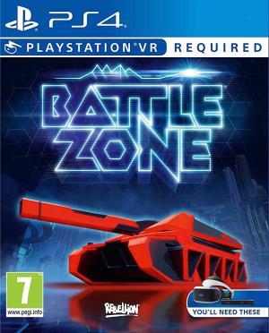 Echanger le jeu Battlezone (PS-VR requis) sur PS4