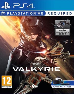 Echanger le jeu Eve Valkyrie (PS-VR requis) sur PS4