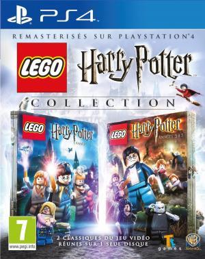 Echanger le jeu Lego Harry Potter Collection sur PS4