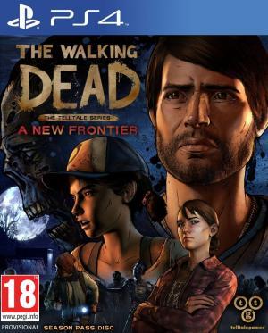Echanger le jeu The Walking Dead - The Telltale Series : A New Frontier sur PS4