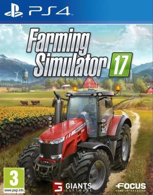 Echanger le jeu Farming Simulator 17 sur PS4