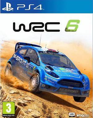 Echanger le jeu WRC6 sur PS4