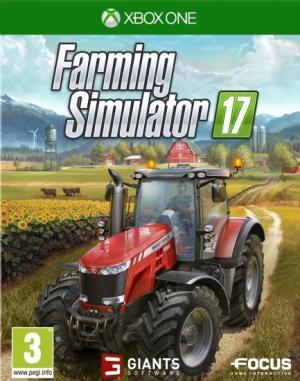 Echanger le jeu Farming Simulator 17 sur Xbox One