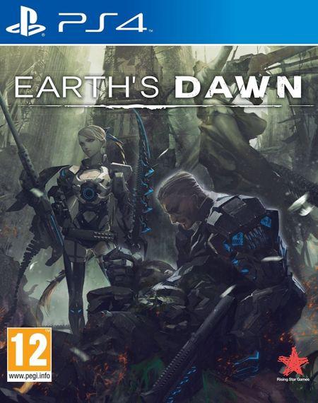 Echanger le jeu Earth's Dawn sur PS4