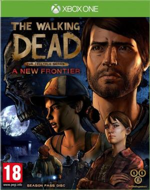 Echanger le jeu The Walking Dead - The Telltale Series : A New Frontier sur Xbox One