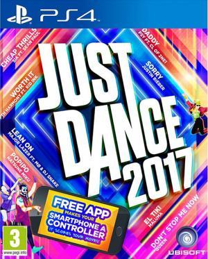 Echanger le jeu Just Dance 2017 sur PS4