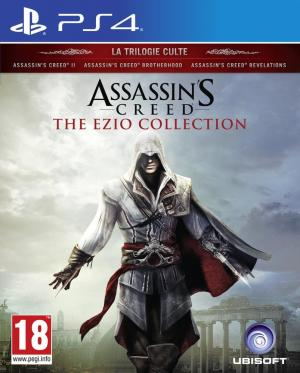 Echanger le jeu Assassin's Creed : Ezio Collection sur PS4