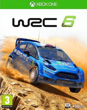 Echanger le jeu WRC6 sur Xbox One