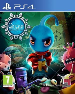 Echanger le jeu Ginger : Beyond the Crystal sur PS4