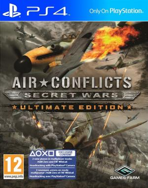 Echanger le jeu Air Conflicts : Secret Wars - Ultimate Edition sur PS4