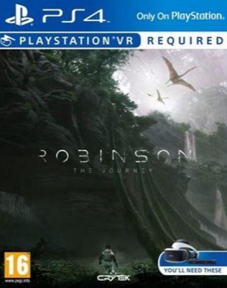 Echanger le jeu Robinson: The Journey (PS-VR requis) sur PS4