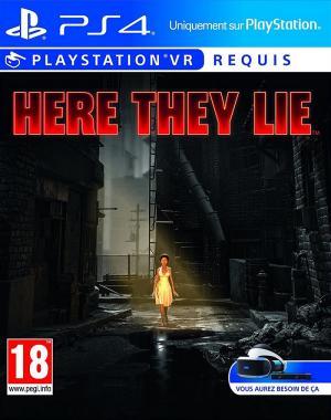 Echanger le jeu Here They Lie (PS-VR requis) sur PS4
