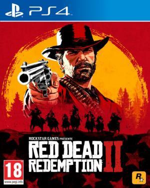 Echanger le jeu Red Dead Redemption 2 sur PS4