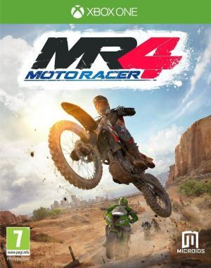 Echanger le jeu Moto Racer 4 sur Xbox One