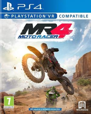 Echanger le jeu Moto Racer 4 sur PS4