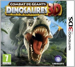 Echanger le jeu Combats de Geants : Dinosaures 3D sur 3DS