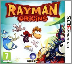 Echanger le jeu Rayman : origins sur 3DS