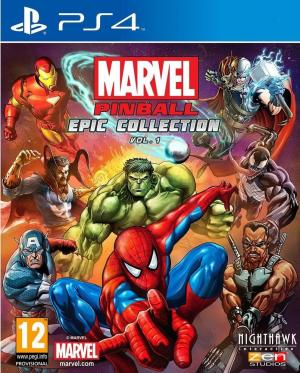 Echanger le jeu Marvel Pinball - Epic collection : Volume 1  sur PS4