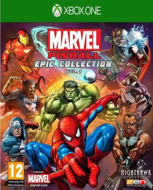 Echanger le jeu Marvel Pinball - Epic collection : Volume 1  sur Xbox One