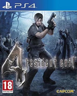 Echanger le jeu Resident Evil 4 sur PS4