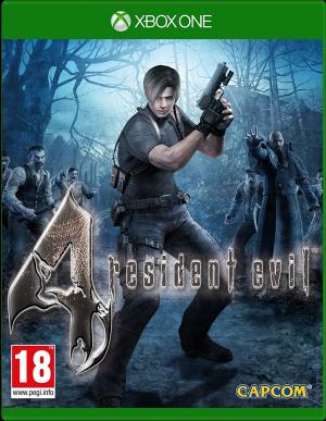 Echanger le jeu Resident Evil 4 sur Xbox One