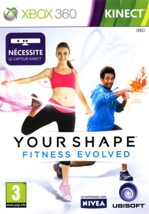 Echanger le jeu Your Shape, Fitness Evolved (Kinect exigé) sur Xbox 360