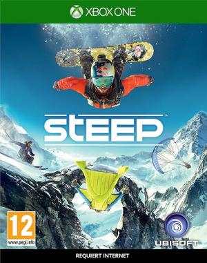Echanger le jeu Steep sur Xbox One