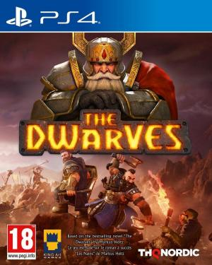 Echanger le jeu The Dwarves sur PS4