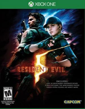Echanger le jeu Resident Evil 5 sur Xbox One