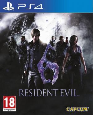 Echanger le jeu Resident Evil 6 sur PS4