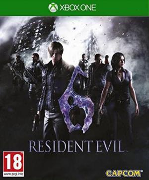 Echanger le jeu Resident Evil 6 sur Xbox One