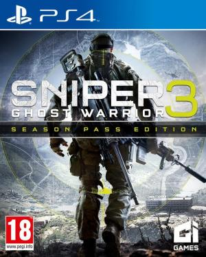 Echanger le jeu Sniper : Ghost Warrior 3  sur PS4