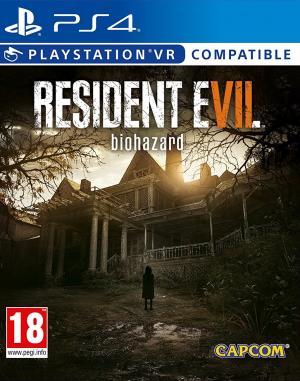 Echanger le jeu Resident Evil 7 : Biohazard (PS-VR Compatible) sur PS4