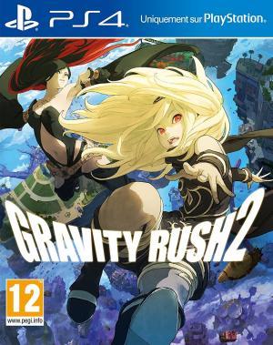 Echanger le jeu Gravity Rush 2 sur PS4
