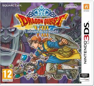 Echanger le jeu Dragon Quest VIII : L'Odyssée du Roi Maudit sur 3DS