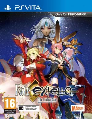Echanger le jeu Fate Extella : The Umbral Star sur PS Vita
