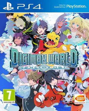 Echanger le jeu Digimon World : Next Order sur PS4